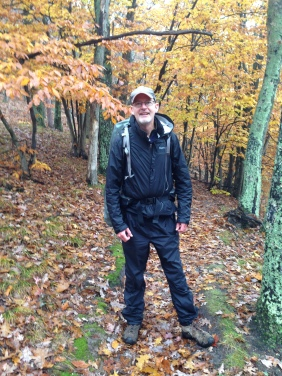 Backpacking Pic- Jim