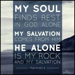 Psalm 62 Pic