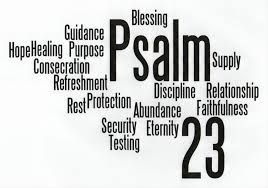 23rd Psalm- God's promises