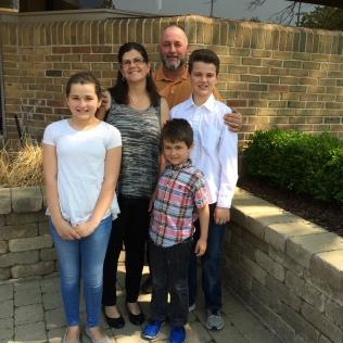 New Member pics- Brock family