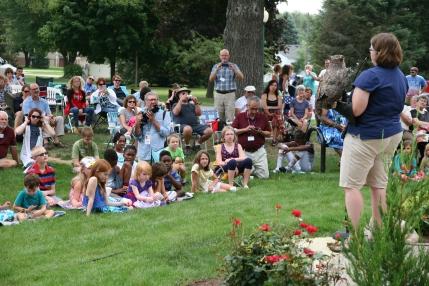 Birds of Prey- Owl & Children